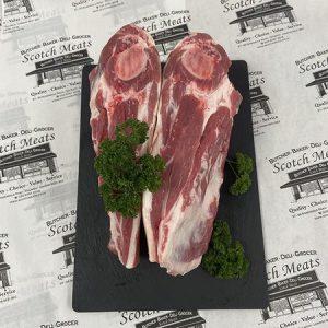 New Season English 1/2 Shoulder of Lamb:
