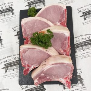 Loin Pork Chops :
