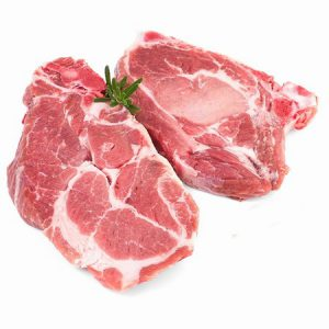 Spare-Rib Chop : Ave Weight 220g each