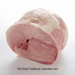 Traditional Cooked Sliced Ham