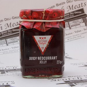 Redcurrant Jelly : 227g